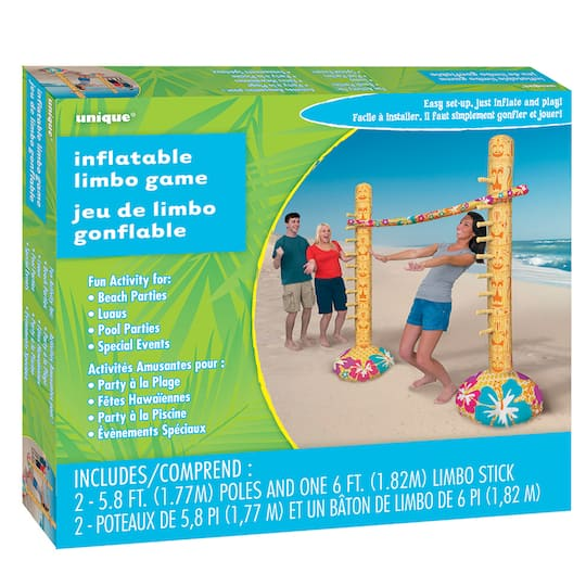 Inflatable Limbo Stick 6 Feet Blow Up