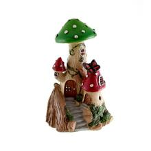 Miniature Mushroom House On A Hill By Ashland