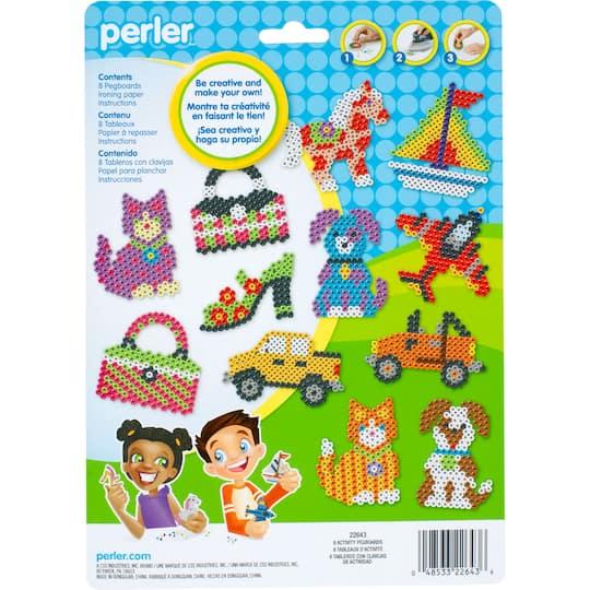 Perler™ Activity Pegboards