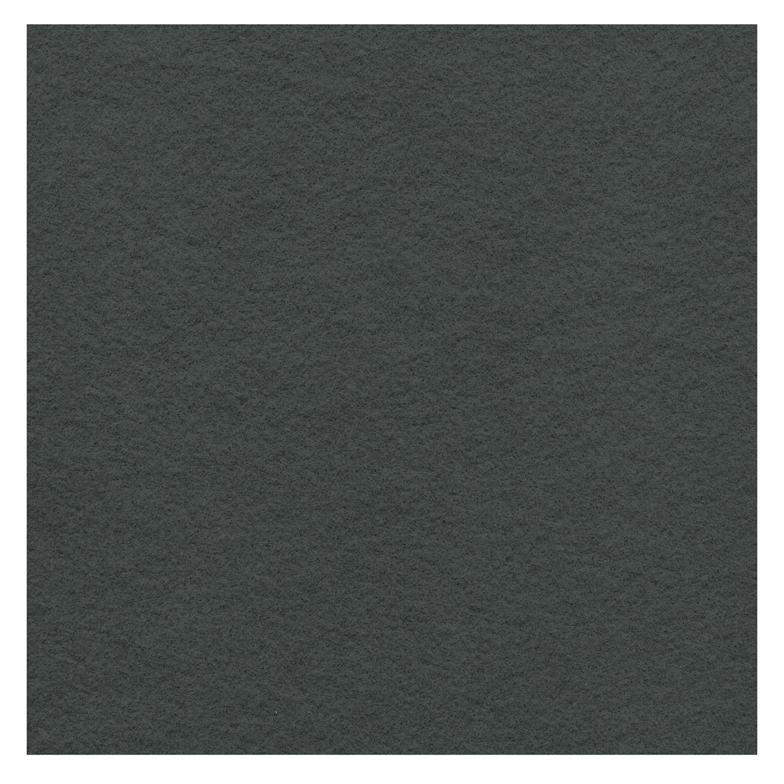 Grey felt, Large 12x18 sheet