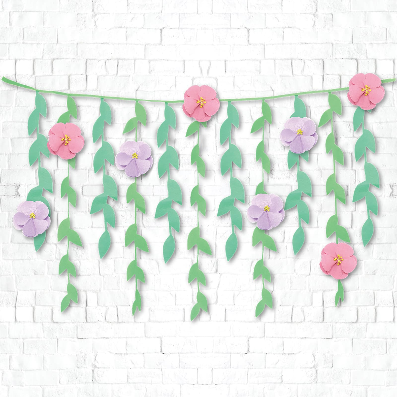 Easter Felt Floral Garland Kit By Celebrate It Michaels
