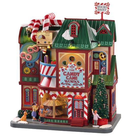 Lemax� Caddington Village? The Candy Cane Works | Michaels�