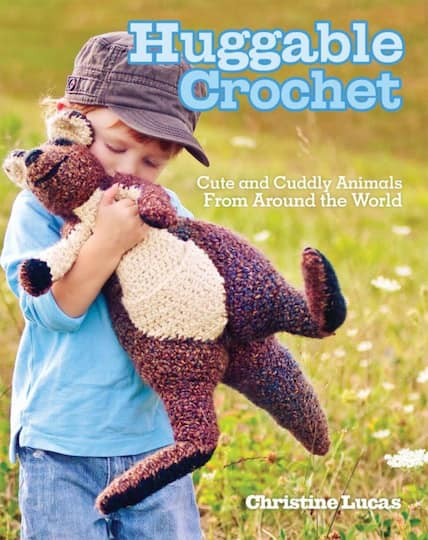 Find Huggable Crochet Cute And Cuddly Animals From Around The World