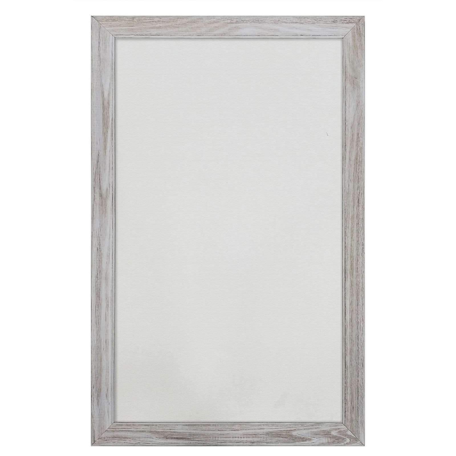 White Framed Wall Pinboard By Ashland® by Ashland