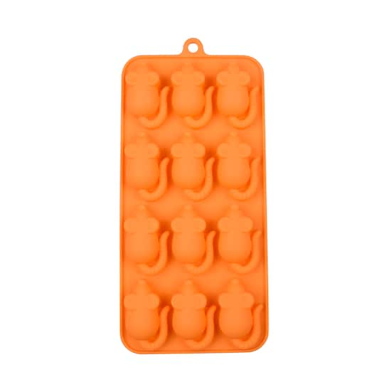 Michaels Halloween Backing Molds 2020 Mice Silicone Candy Mold by Celebrate It™ Halloween | Michaels
