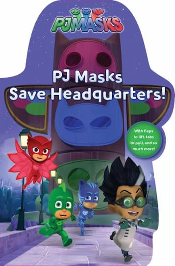 Shop For The Pj Masks Save Headquarters At Michaels