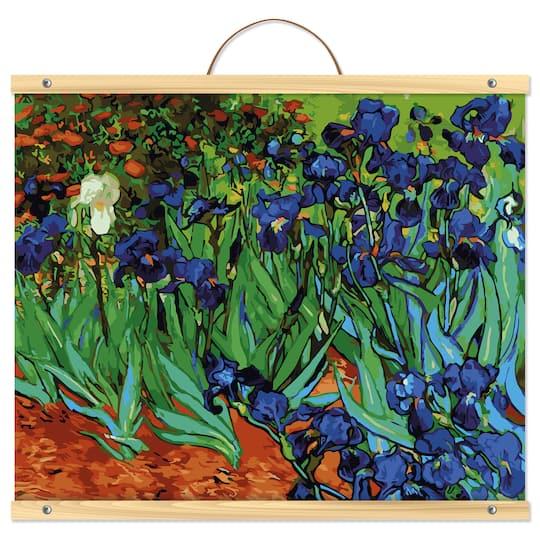 Van Gogh Irises Paint By Number Kit By Artist S Loft Necessities Michaels