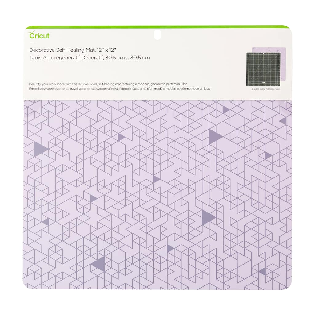 Cricut® Decorative Lilac Self-Healing Mat