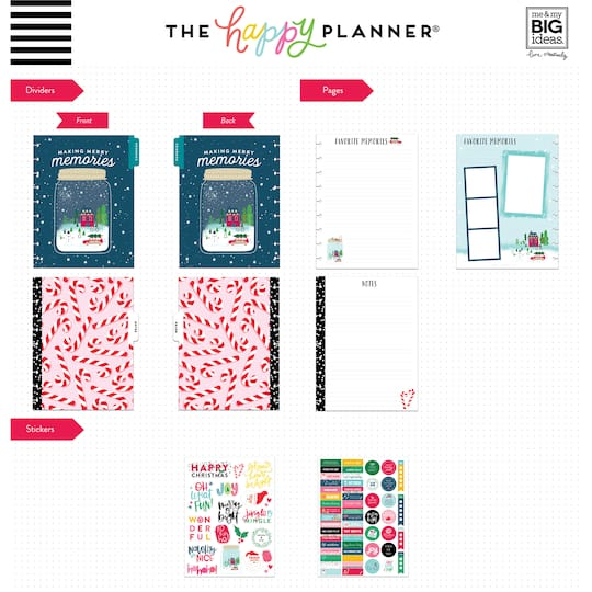 Happy Planner Christmas Extension Pack 2020 Shop for The Happy Planner® Christmas Extension Pack at Michaels