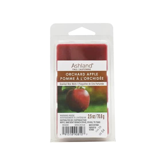 buy the orchard apple scented wax melts by ashland at michaels. Black Bedroom Furniture Sets. Home Design Ideas