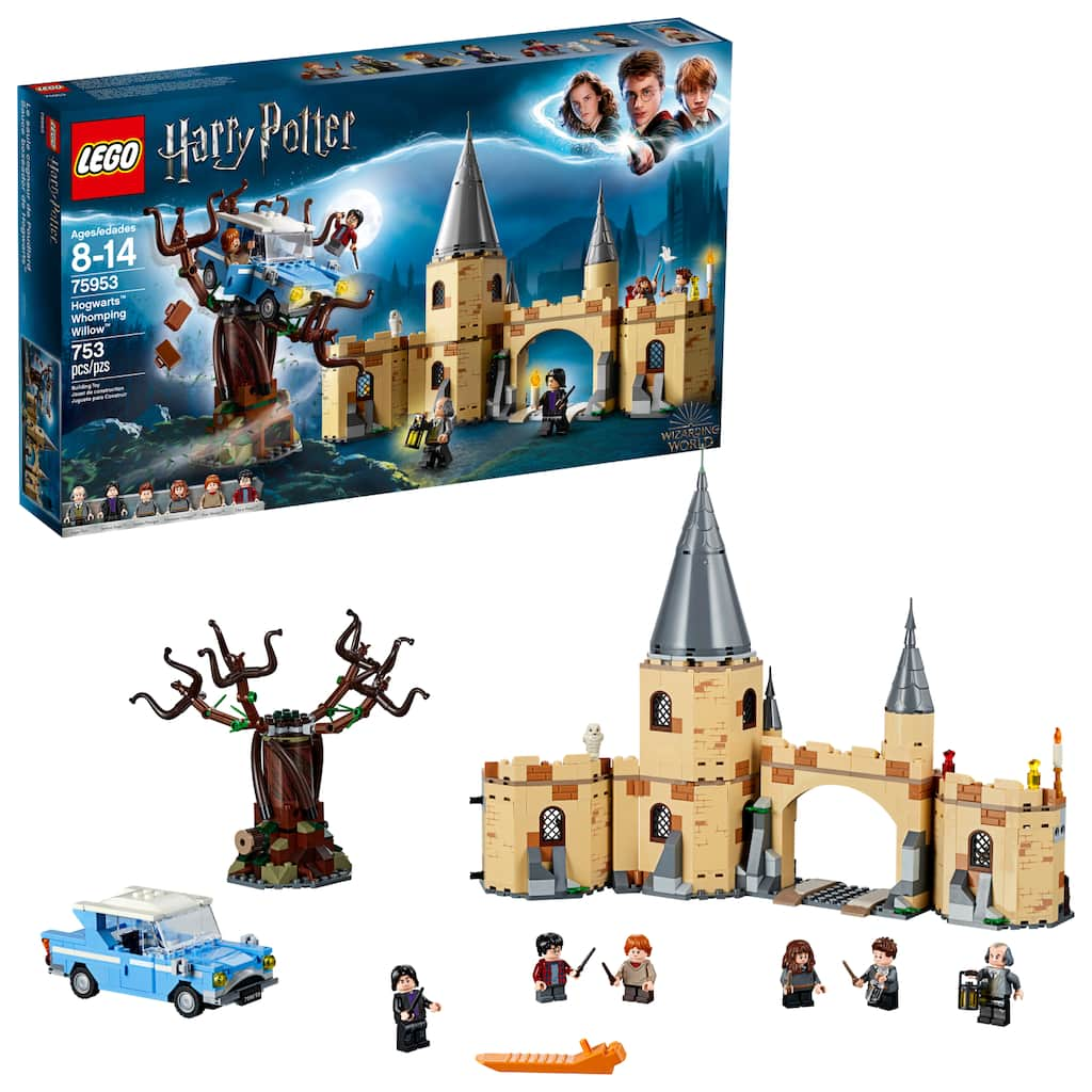 Buy The Lego Harry Potter Hogwarts Whomping Willow At Michaels