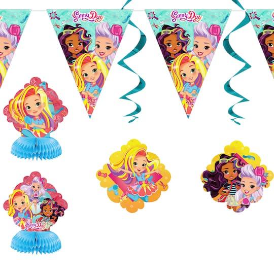 Sunny Day Birthday Decorations Kit