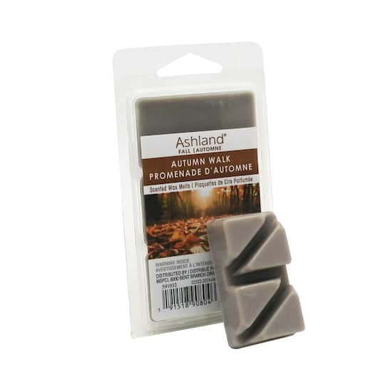 shop for the autumn walk scented wax melts by ashland at michaels. Black Bedroom Furniture Sets. Home Design Ideas
