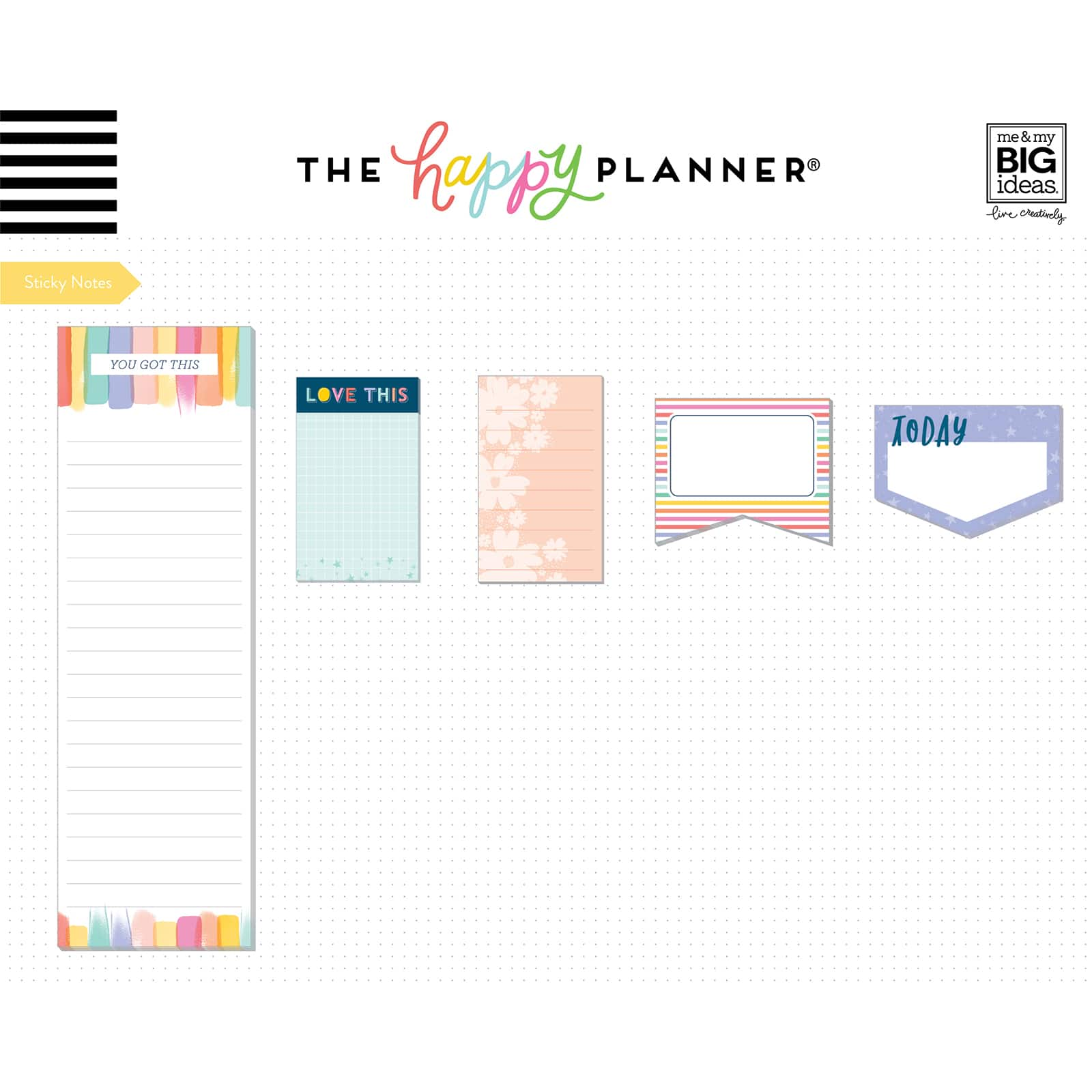 Happy Planner Accessory Book Womankind