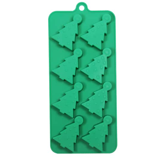 Christmas Tree Silicone Mold By Celebrate It