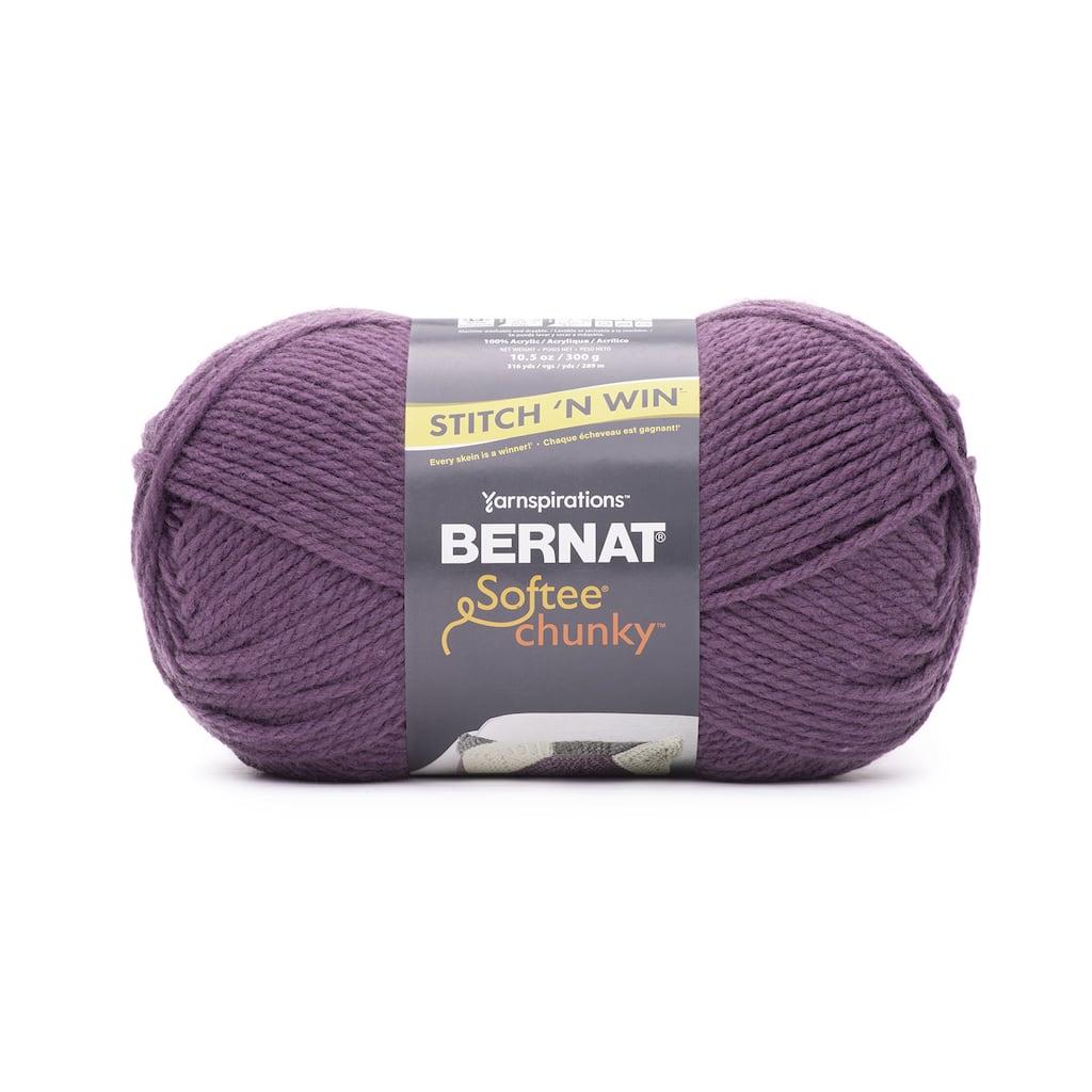 Bernat Softee Chunky Stitch N Win Yarn Michaels
