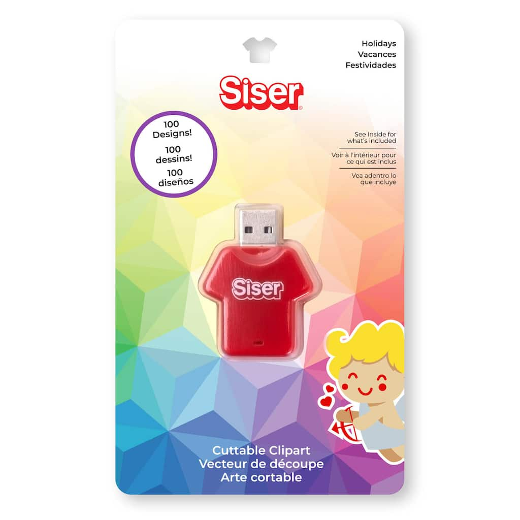 Siser Holidays Cuttable Clipart Pack Michaels