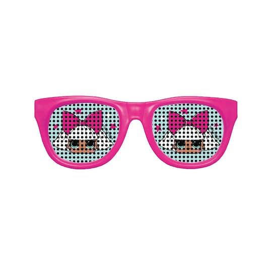 Lol Surprise Pinhole Glasses Party Favors 4ct