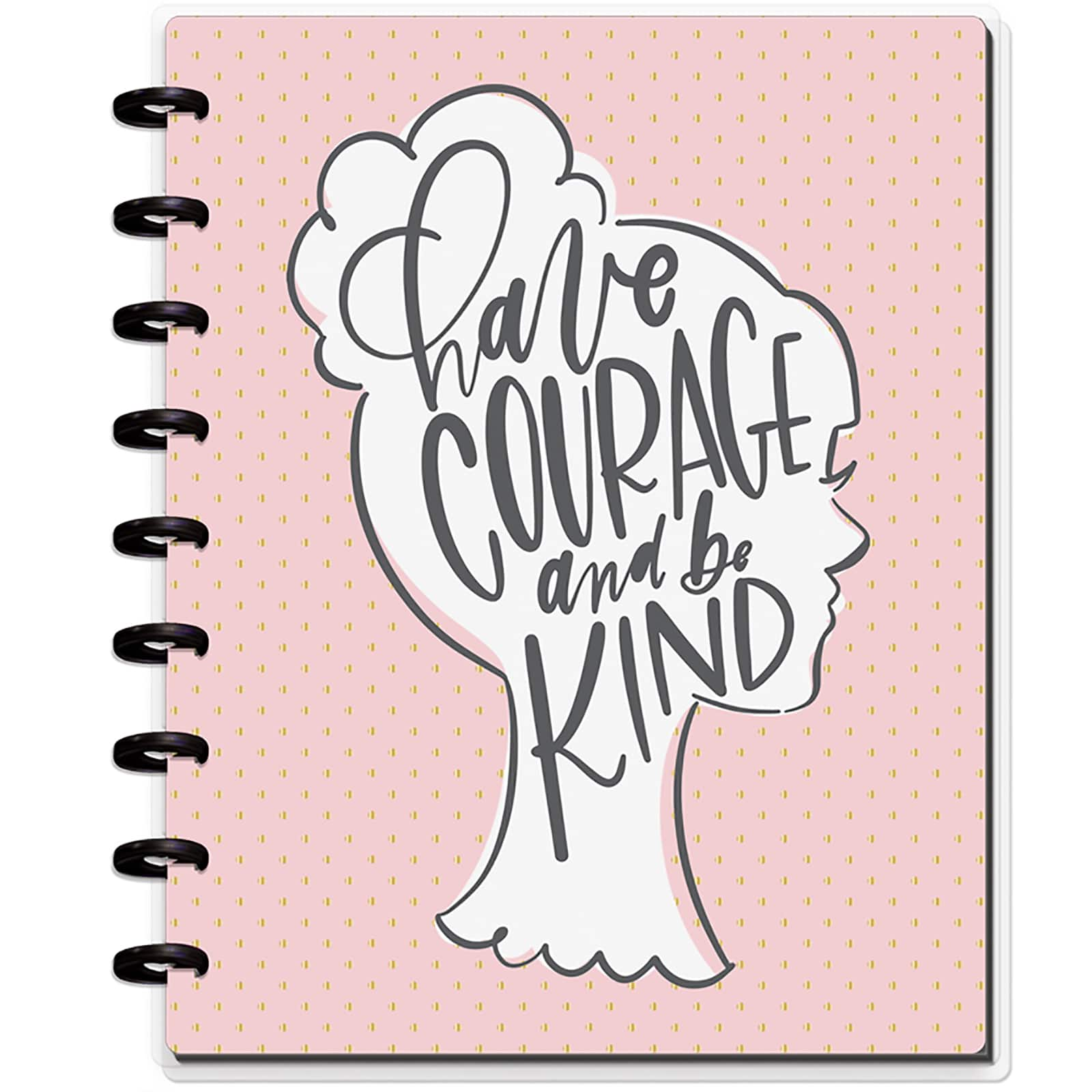 The Classic Happy Planner® Happy Notes™ Have Courage Notebook
