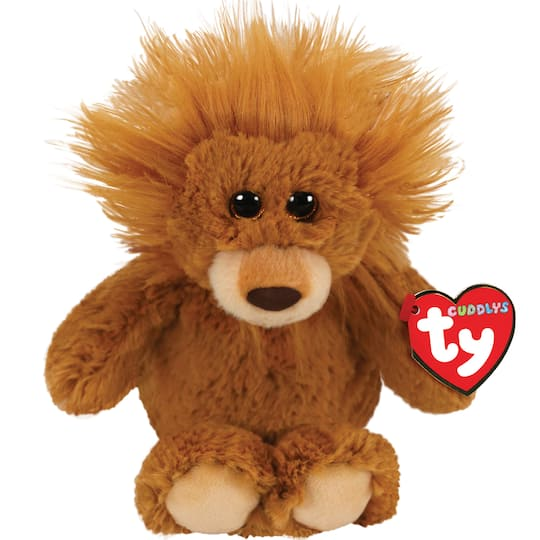 Buy the Ty Cuddlys™ Leon Lion b9bd84fbdd70