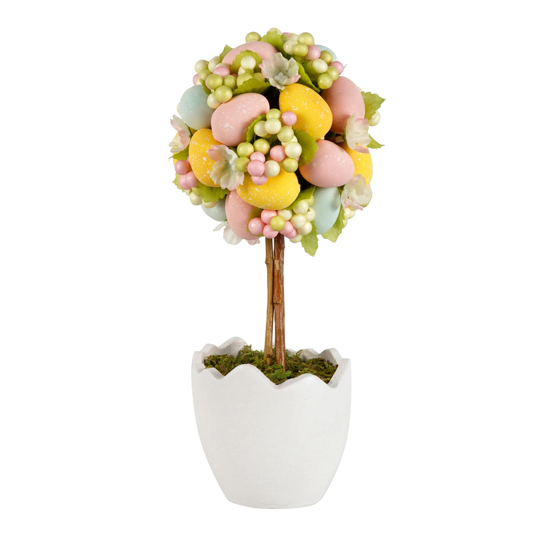 9 Tabletop Easter Eggs Topiary By Ashland Michaels