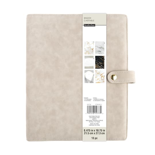 Functional Binder By Recollections™