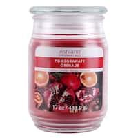 Various Ashland Scented Jar Candles