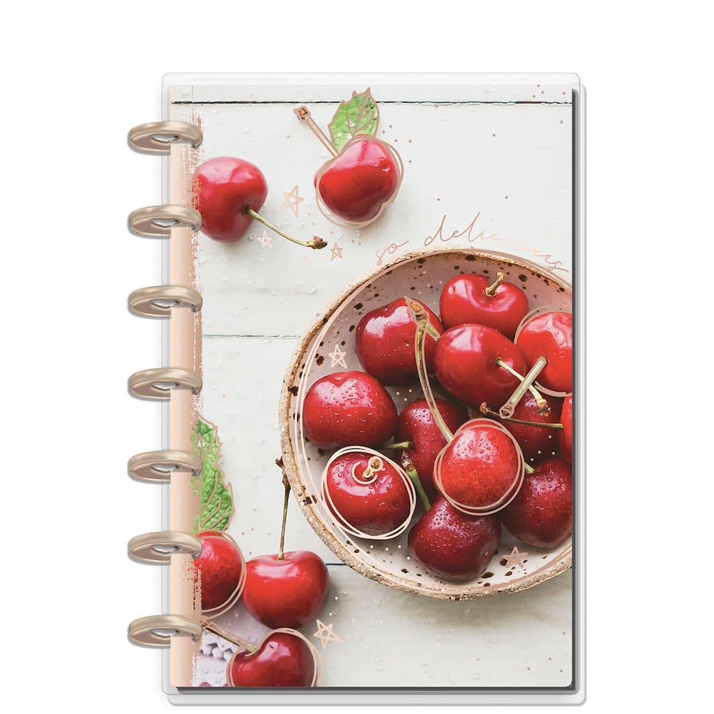 The Mini Happy Planner® Bon Appetit Recipe Organizer