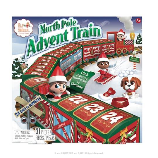 The Elf On The Shelf� North Pole Advent Train | Michaels�