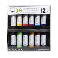 Buy The Level 3 Acrylic Metallic Paint Set By Artist S