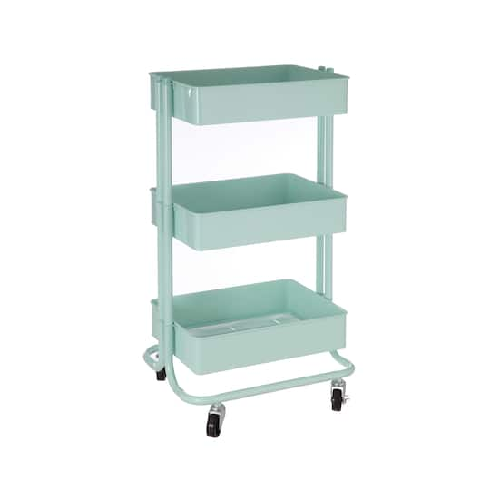 Lexington 3-Tier Rolling Cart by Recollections™ | Michaels