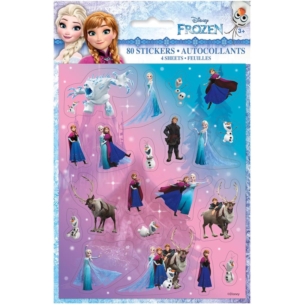 Frozen Stickers Disney Frozen Party Favors