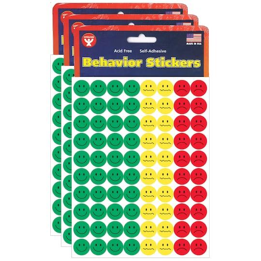 Pack of 1,200 Behavior Stickers