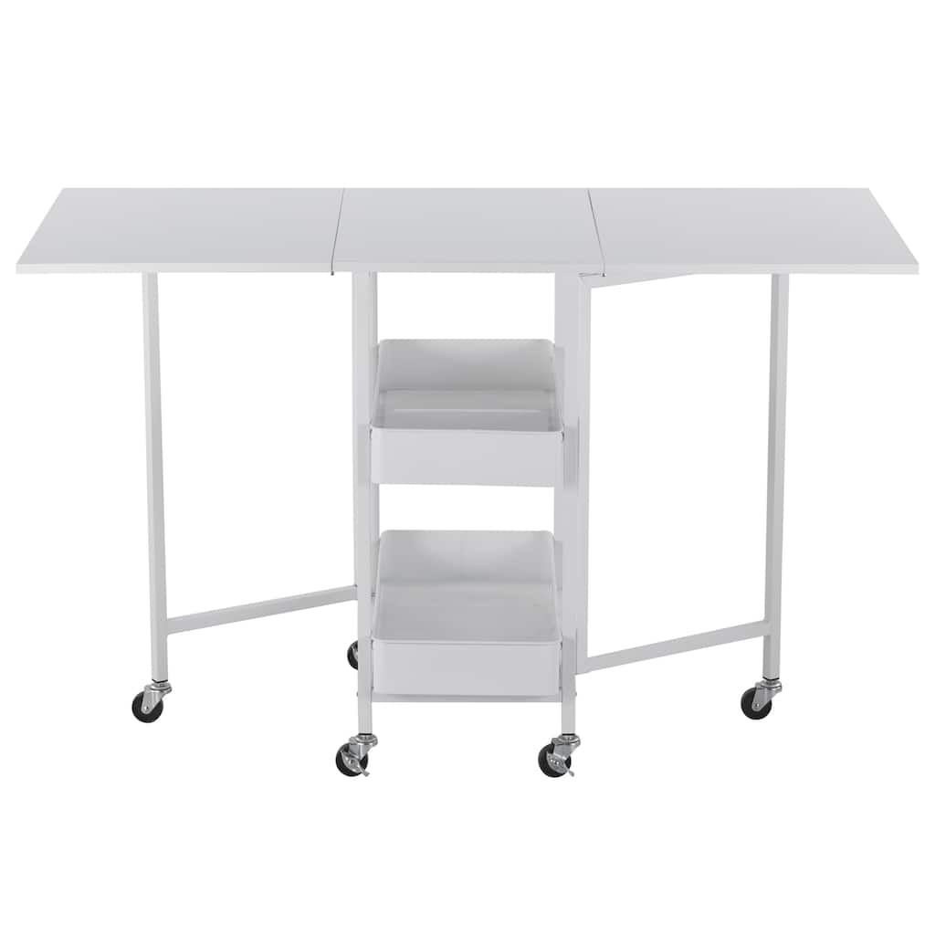Kensington Table Rolling Cart By Simply Tidy Michaels