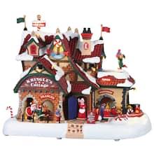 Lemax Christmas Village Michaels.Lemax Christmas Village Christmas Buildings Michaels
