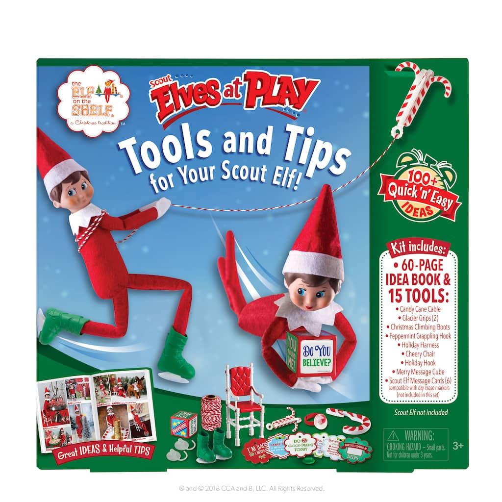 Shop For The Elf On ShelfR Scout Elves At PlayTM Michaels