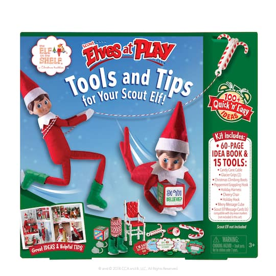 The Elf On Shelf Scout Elves At Play
