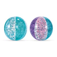 Deals List: 2-Count Creatology Assorted Glitter Beach Ball