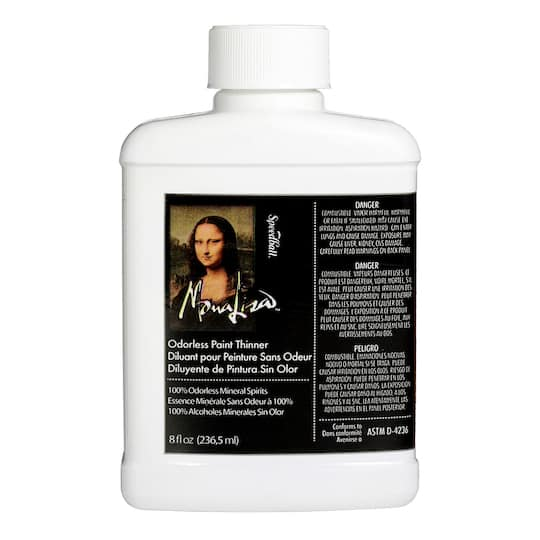 Mona Lisa Odorless Paint Thinner Michaels
