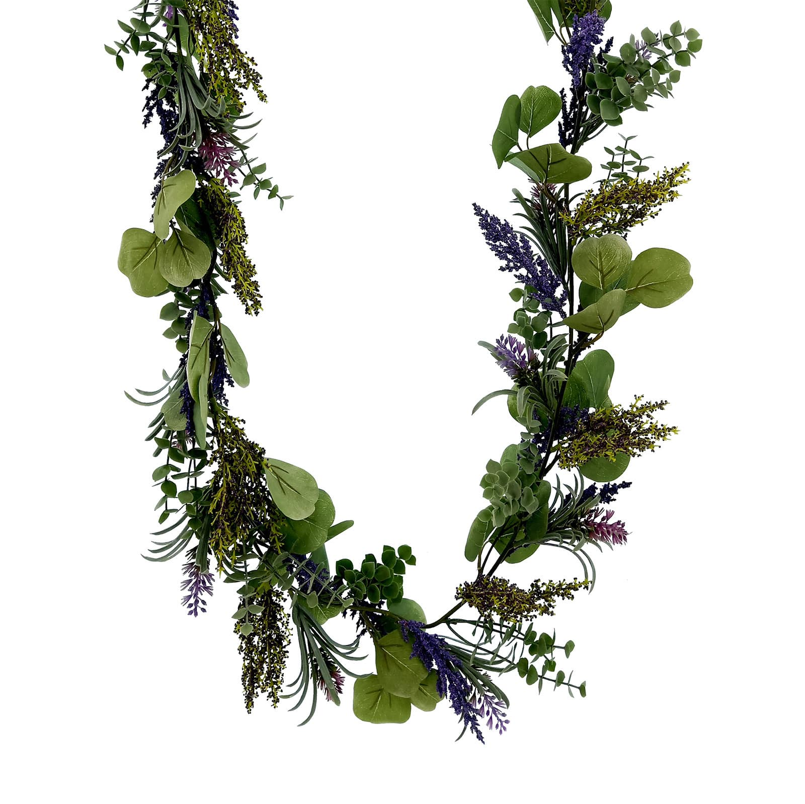6ft Lavender Eucalyptus Garland By Ashland Michaels