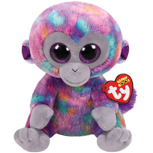 247d5e256d3 Find the Ty Beanie Boos™ Zuri Multicolored Monkey