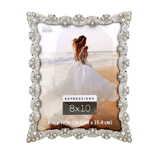 Jeweled Frame Expressions By Studio Decor Michaels