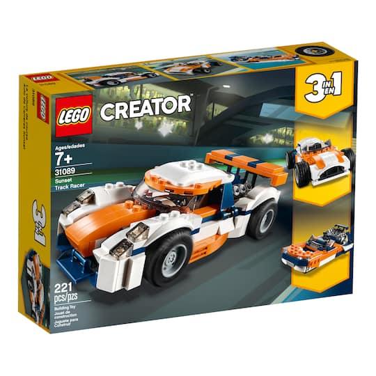 Lego� Creator? Sunset Track Racer in Orange | Michaels�