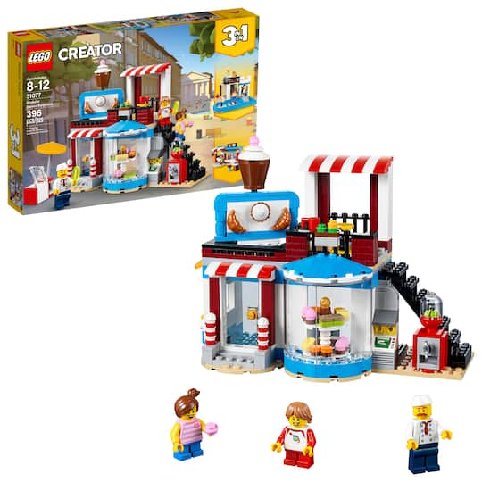 Lego® Creator 3-in-1 Modular Sweet Surprises