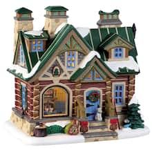 Lemax Christmas Village Michaels.Lemax Christmas Village Figurines Accessories Michaels