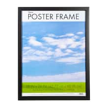 27x40 Poster Frame Target