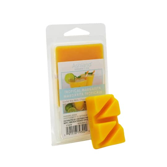 buy the tropical margarita scented wax melts by ashland at michaels. Black Bedroom Furniture Sets. Home Design Ideas