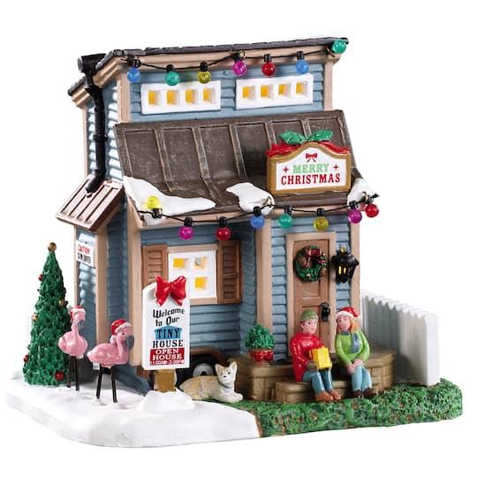 Lemax Christmas Village Michaels.Lemax Vail Village Our Tiny House