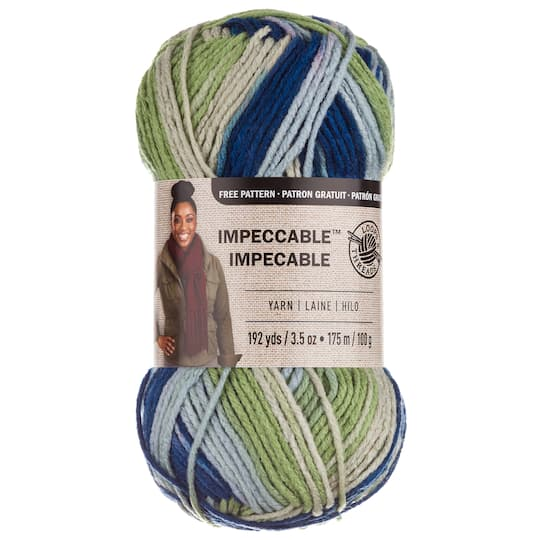 Loops & Threads® Impeccable™ Yarn, Ombre