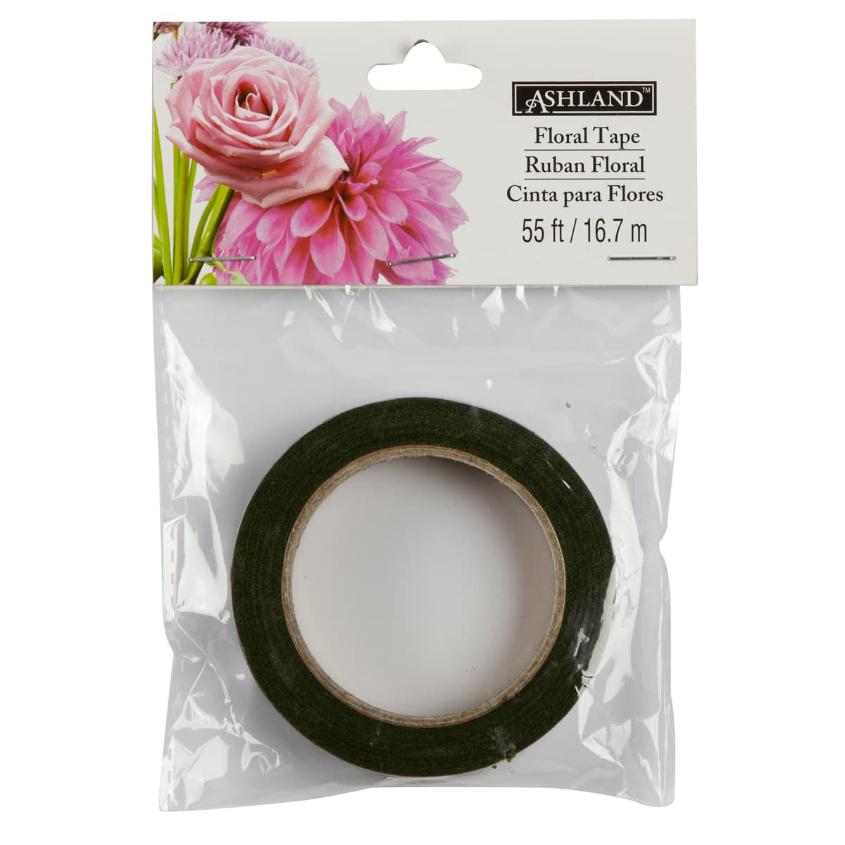 Reel of Brown Florist Floral Tape wire wrap FREE POST